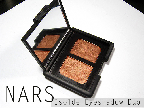 nars isolde duo