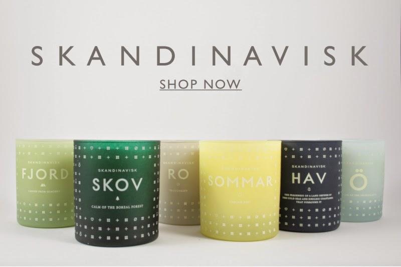 SKANDIANVISK_DUFTLYS_shop online at Bæk & Kvist