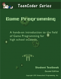 Teen Coder - Game Programming from Homeschool Programming