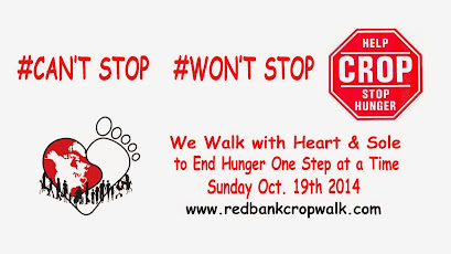 CROP WALKS HELP END HUNGER