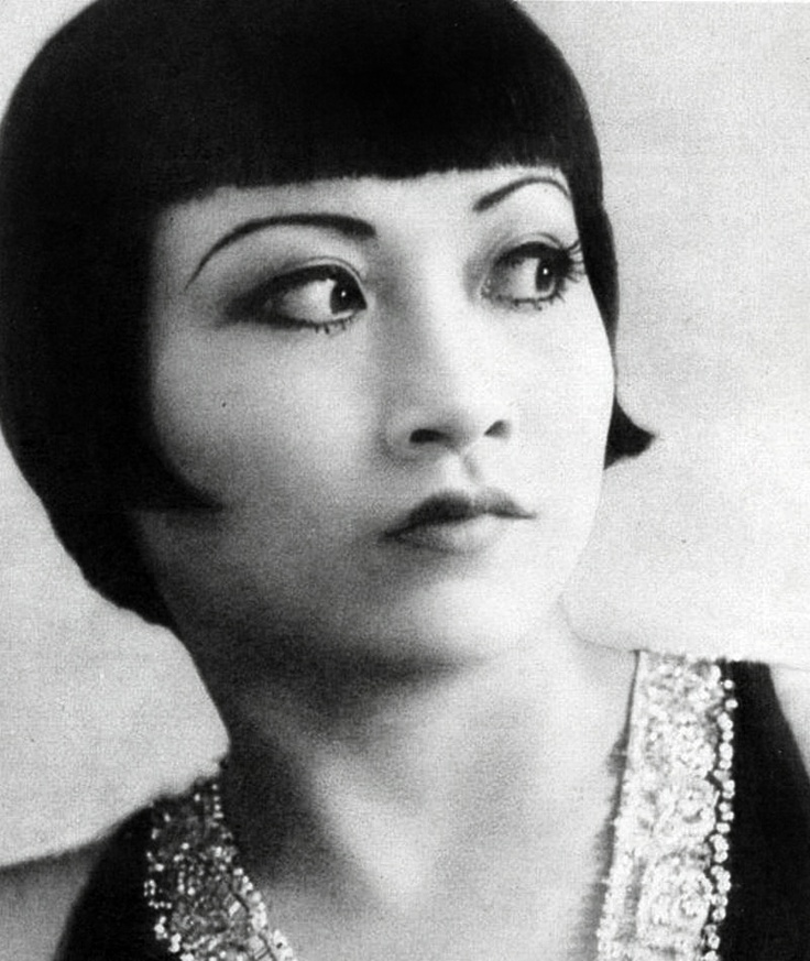 Silence is Platinum: Miss Anna May Wong