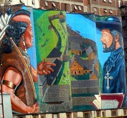 Midland Ontario Murals