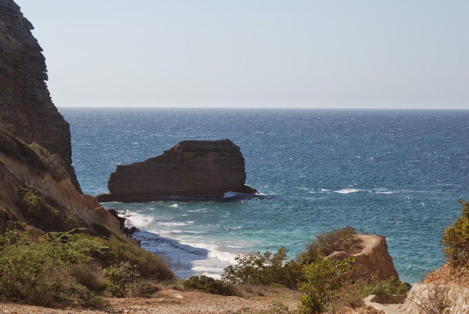 Una simbiosis de mar y tierra. Foto: Manuel Caraballo Núñez
