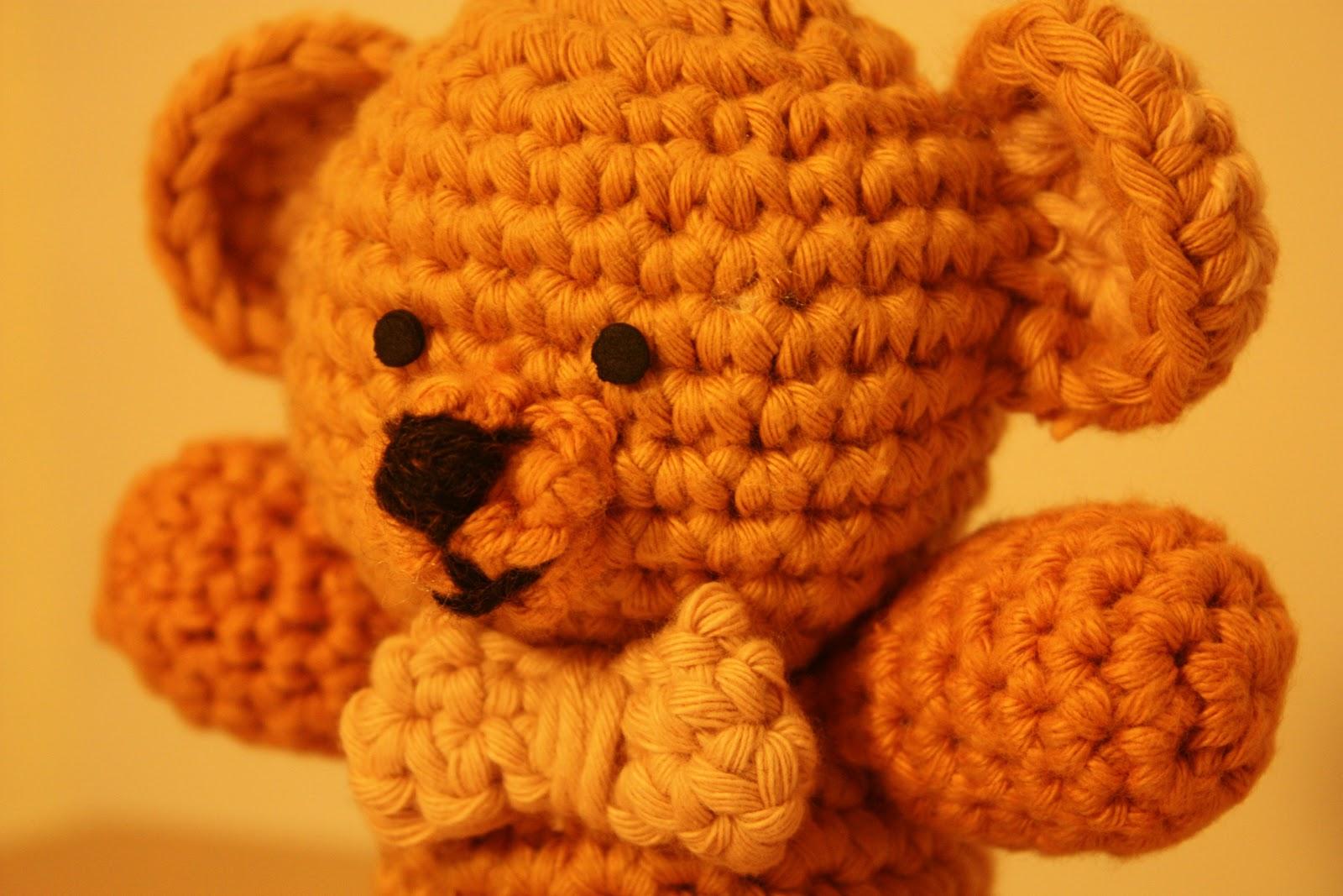 Como tejer osos al crochet imagui - Como tejer mantas al crochet ...