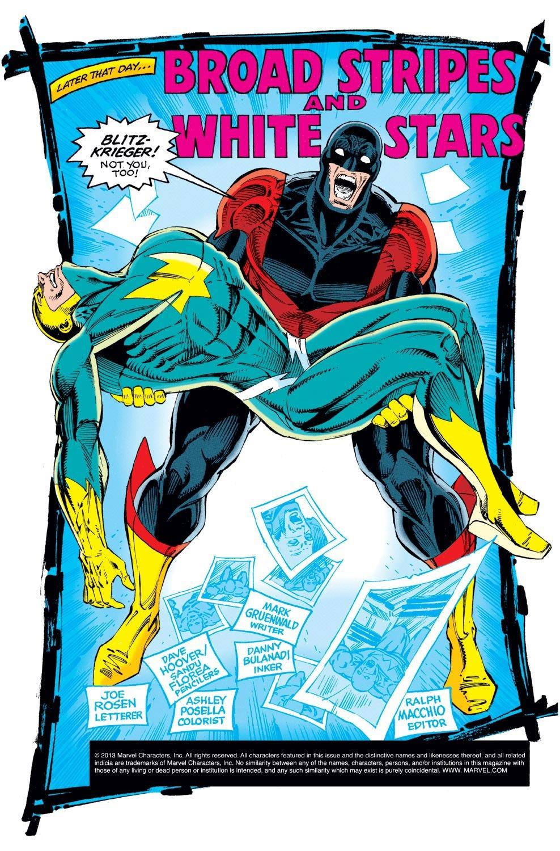 Captain America (1968) Issue #442 #396 - English 3