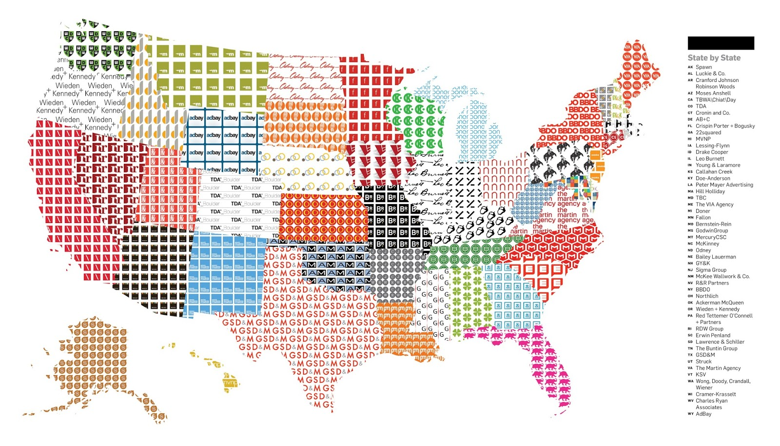 the united states of ad agencies