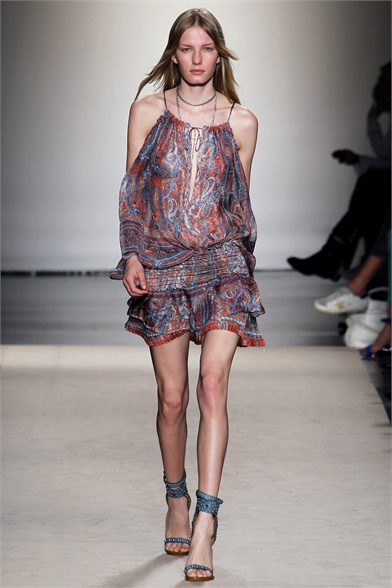 Isabel Marant Spring/Summer 2013 Ready-To-Wear Collection