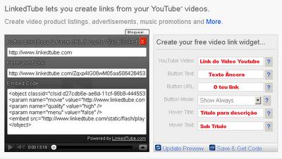 LinkedTube Como usar