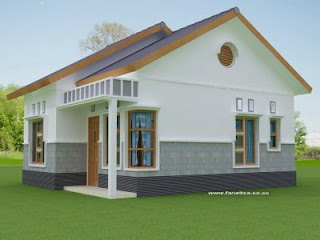 gambar rumah minimalis sederhana on New Interior: Rumah Idaman Sederhana (160911)