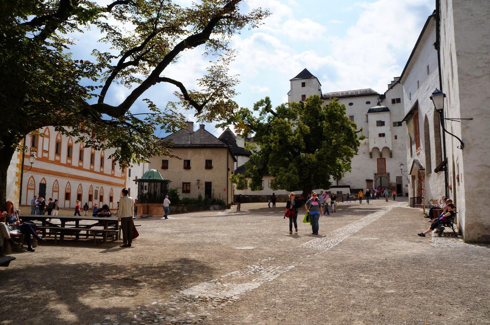 Крепость-Зальцбург
