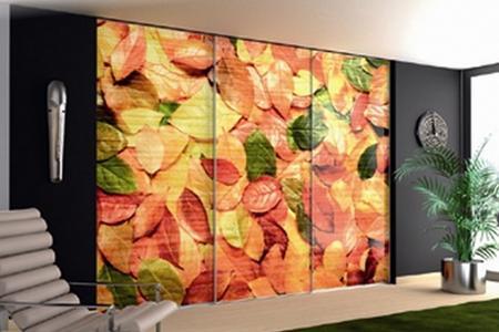 Elegantes ideas para decorar el armario de tu habitaci n for Cuadros baratos para decorar