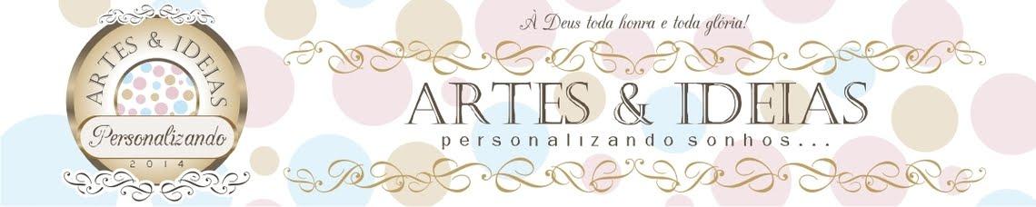 Lembrancinhas para festas - Artes e Ideias Personalizando