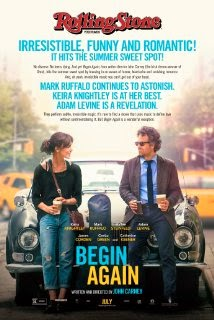Begin Again (2013) - Movie Review