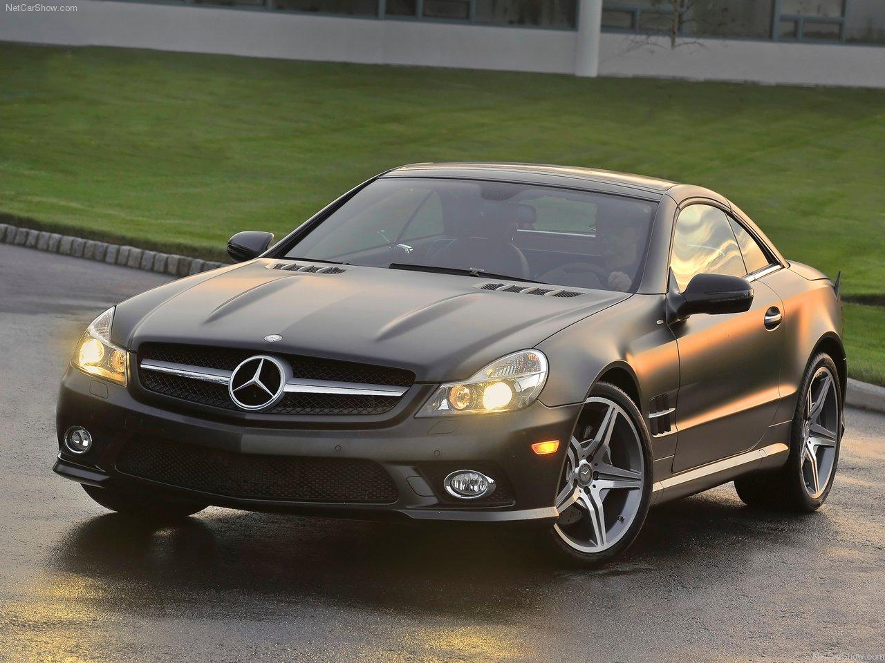 Mercedes benz 2011 mercedes benz sl550 night edition for Sl550 mercedes benz