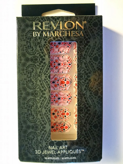 Revlon by Marchesa 3D Jewel Appliqués, Nail Art