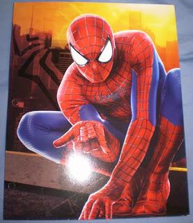 Front cover of Amazing Spider-Man portfolios 2014 edition #4