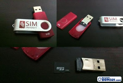 Penipuan Pendrive Made In China