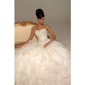 Wedding clothes collection most beautiful wedding dress for Beautiful puffy wedding dresses