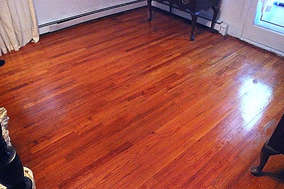 Floor Refinishing, NY