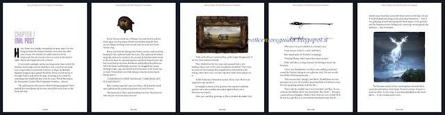 Anteprime dai nuovi e-book, HP e il Prigioniero di Azkaban