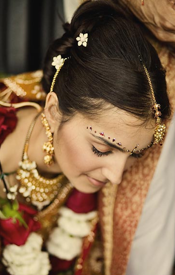 Wedding Hairstyles For Short Hair South Indian : South Indian Bridal HairStyles ~ Bridal Wears