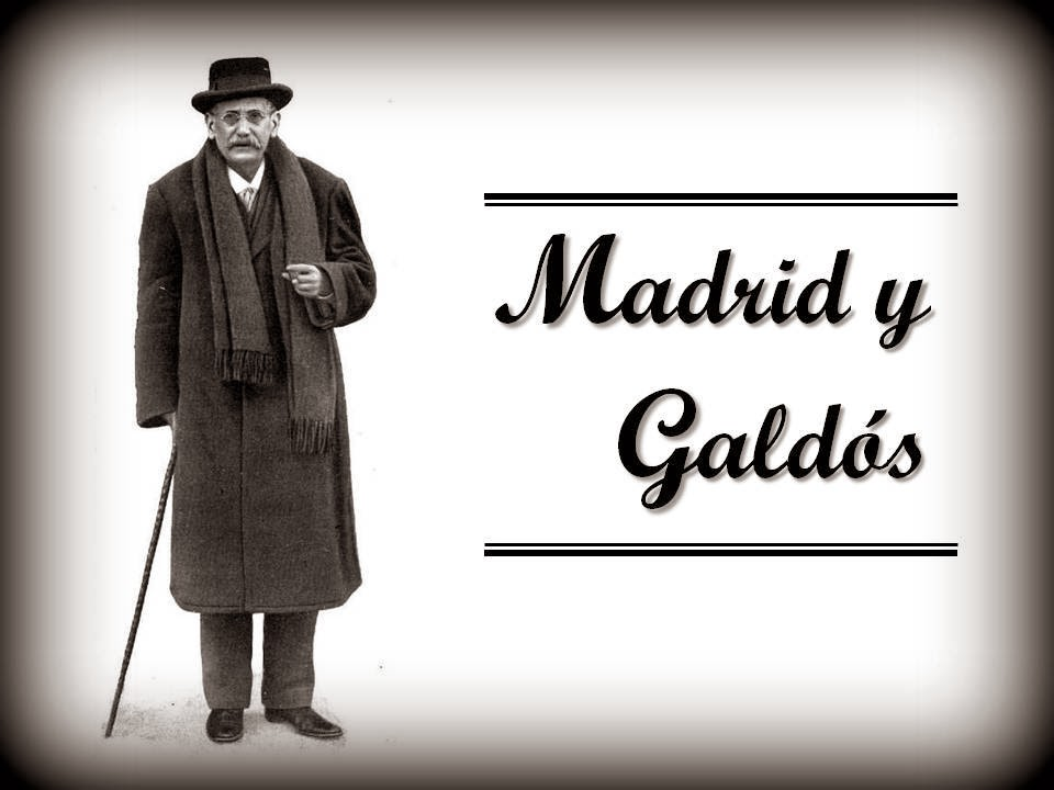 MADRID Y GALDÓS