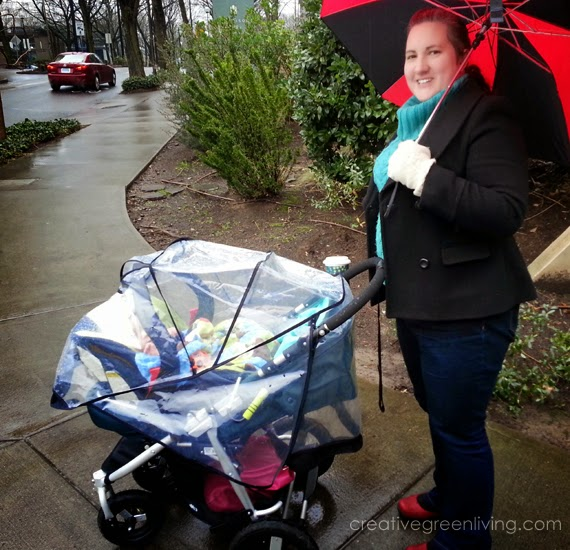 My Favorite Eco Friendly Stroller The Bumbleride Indie 4
