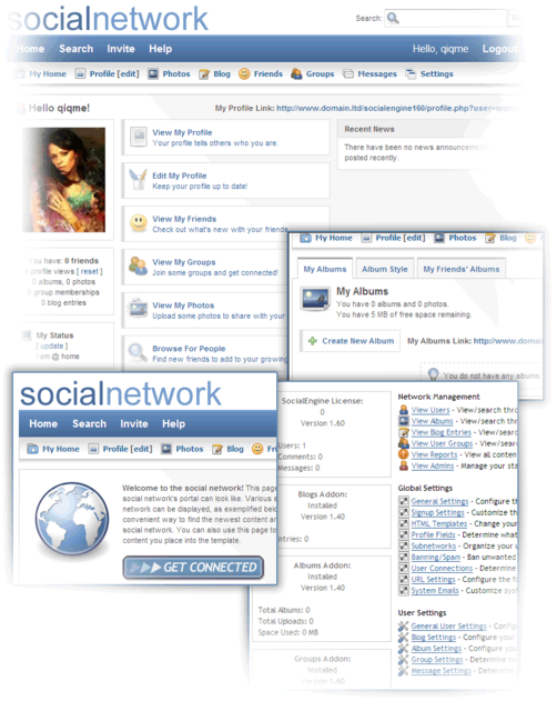 Scripts nulled socialengine 320 nulled latest version pronofoot35fo Image collections