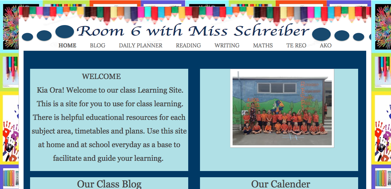 Our Classroom Site