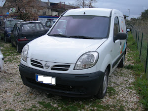 Nissan Kubistar 1.5 dci 2007 full optional 4.000,00 euro