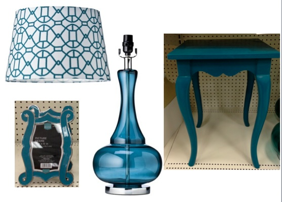 Colorful Home Accessories On Sale Driven By Decor: target blue home decor