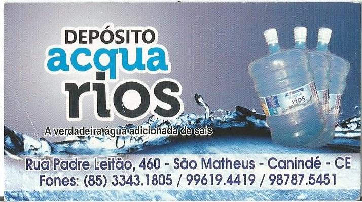 Água Mineral Entrega Rápida