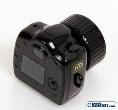 Kamera DSLR Paling Kecil