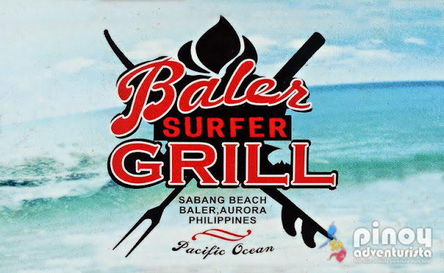 WHERE TO EAT Baler Surfer Grill Sabang Beach
