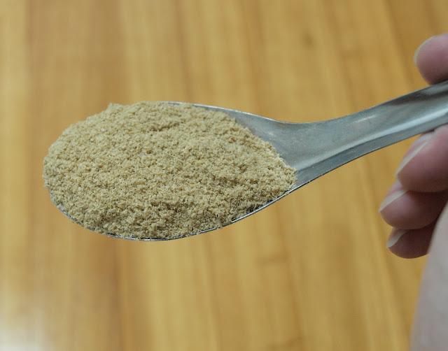 一天吃一湯匙的米糠
