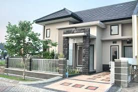Desain rumah sederhana type 54