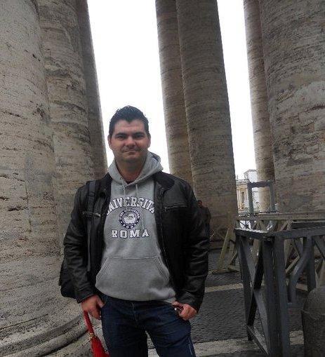 EN EL VATICANO ROMA