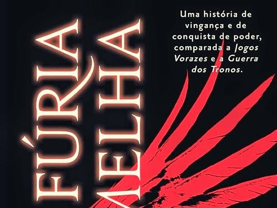 Red Rising, volume 1: Fúria Vermelha, de Pierce Brown e Globo Livros