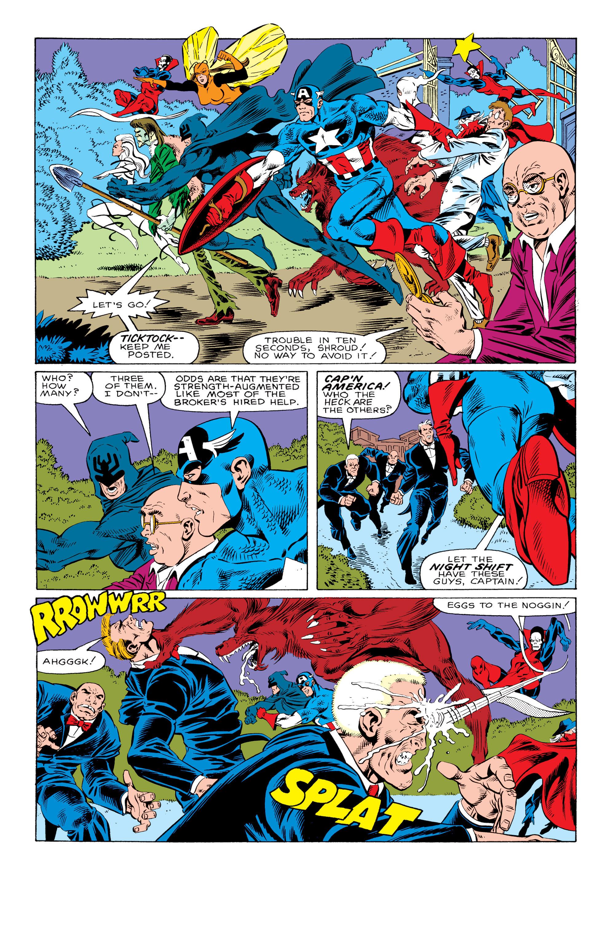 Captain America (1968) Issue #330 #259 - English 15