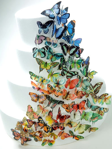 Butterfly Decorations For Wedding