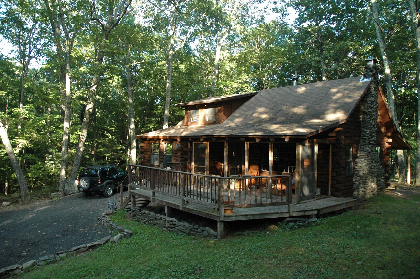 The Catskill Cabin Some After Photos