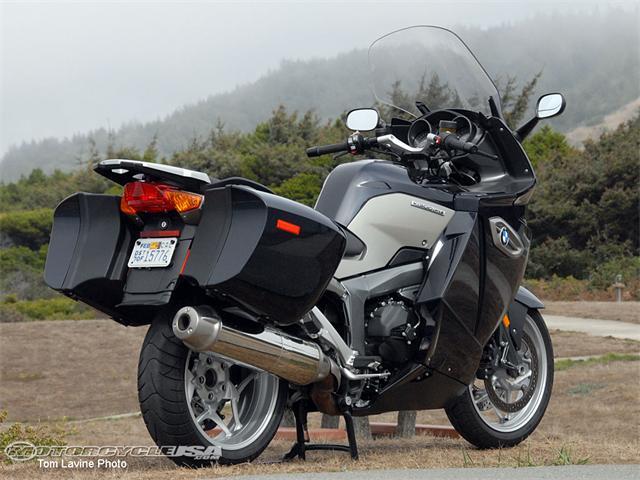 Touring Motor Bike