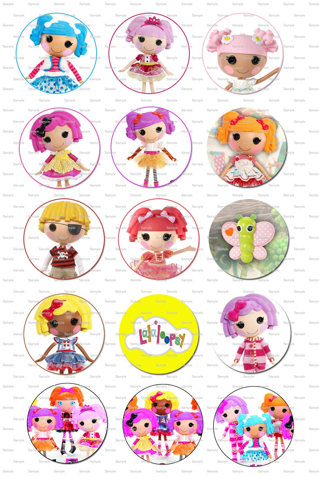 Lalaloopsy Invitations with beautiful invitations sample