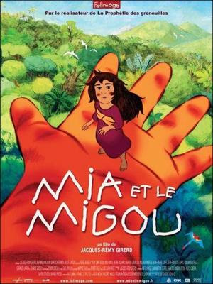 Mia and the Migoo – DVDRIP LATINO