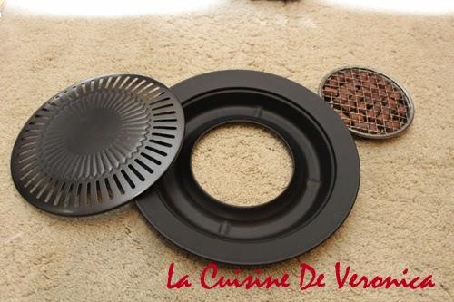 La Cuisine De Veronica 購物 無煙韓國燒烤盤