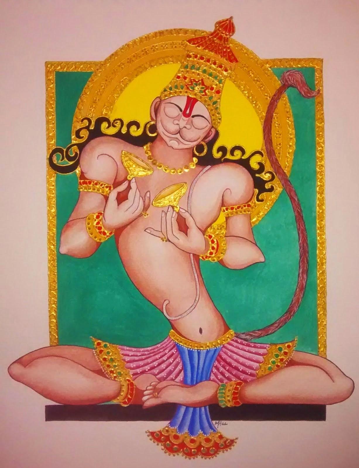 Yogic Art
