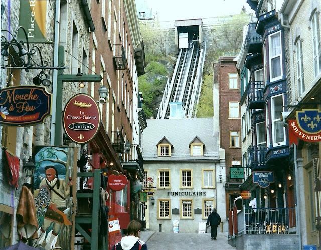 Hotel Quebec Haute Ville