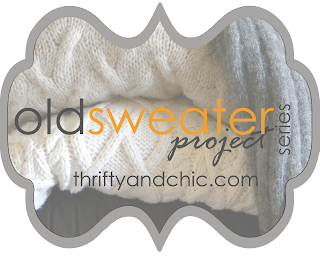 Recyle old sweaters