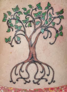 Art Nouveau Tattoos Ideas