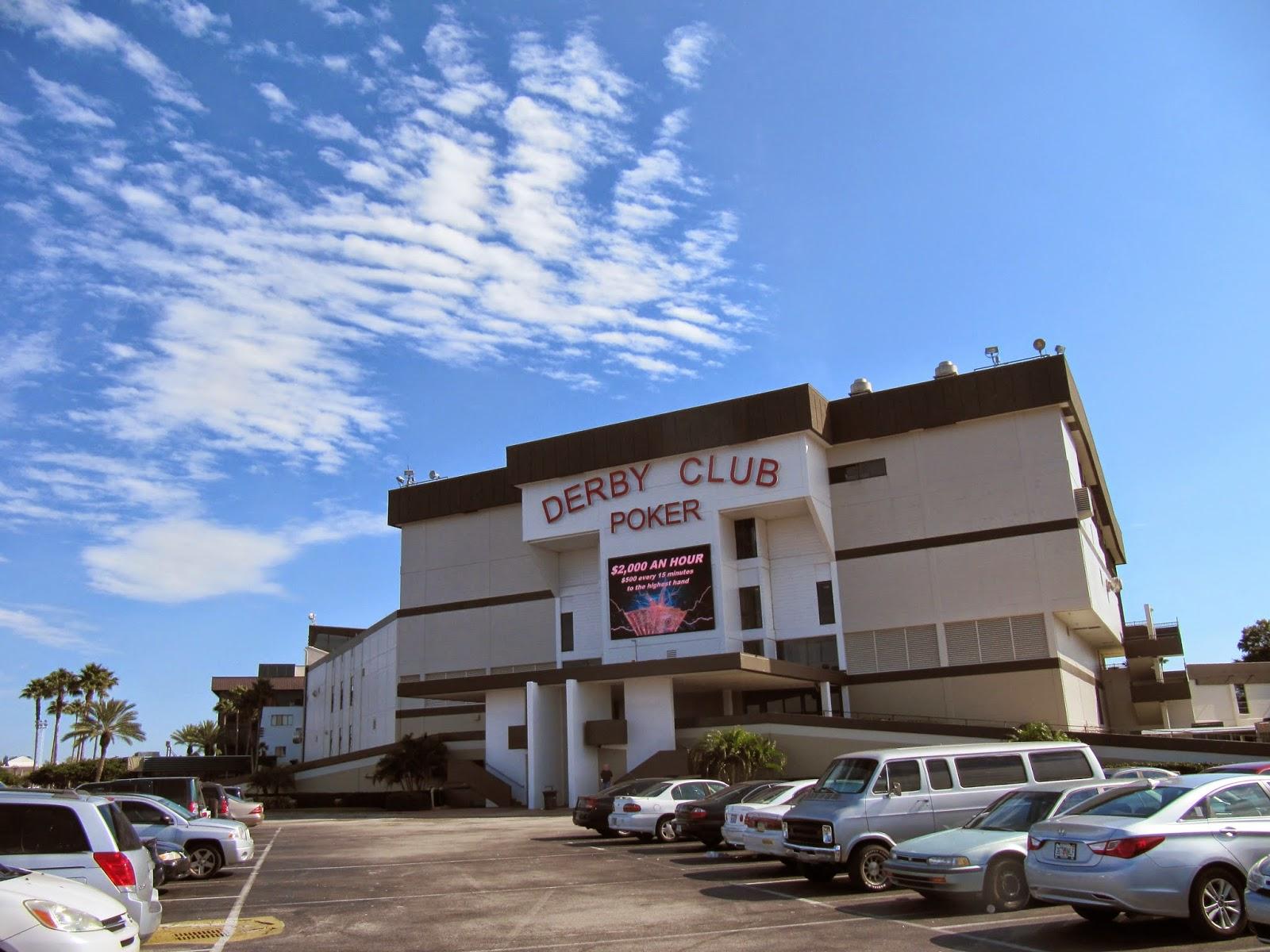 Derby poker st. petersburg